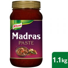 KNORR Patak's Madras Curry Paste 1.1L