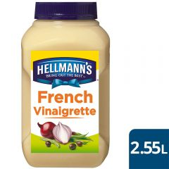 HELLMANN'S French Vinaigrette 2.55L