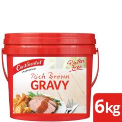 Continental Rich Brown Gravy Gluten Free 6kg