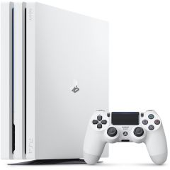 Sony PlayStation 4 Console Pro 1TB White