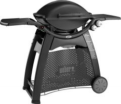 Weber Family Q Black LP