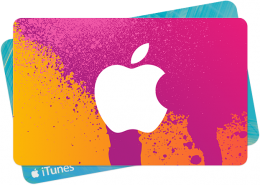 Apple iTunes $20 Gift Card